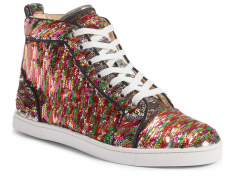 CHRISTIAN LOUBOUTIN ORLATO BIP BIP HIGH-TOPS